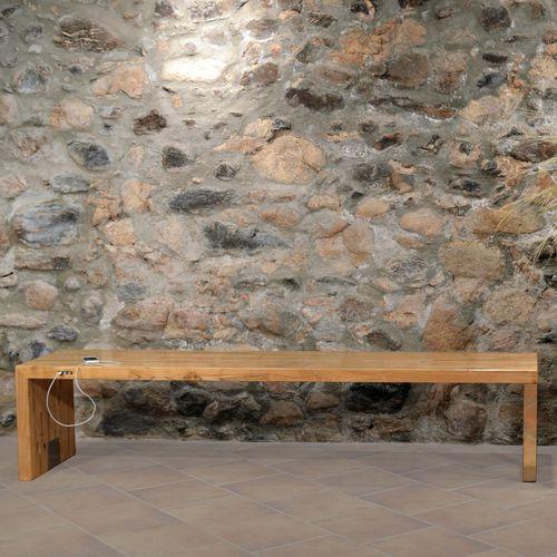 panca per spazi pubblici design minimalista - FREPAT URBAN EQUIPMENT