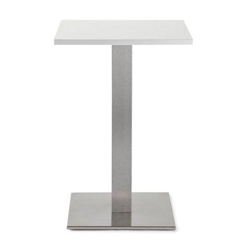 piede da tavolo in metallo