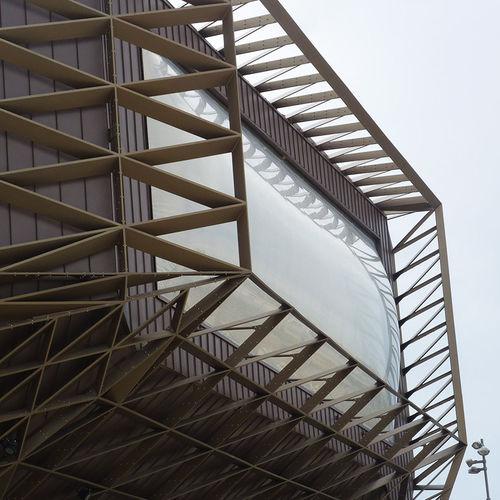 membrana architettonica in ETFE