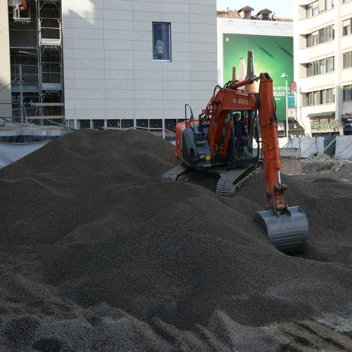 argilla espansa / per calcestruzzo / di granulare leggero