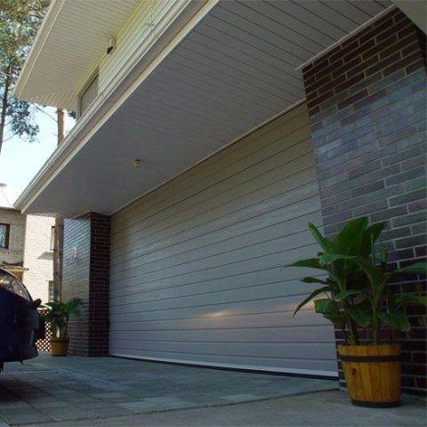 porta sezionale per garage