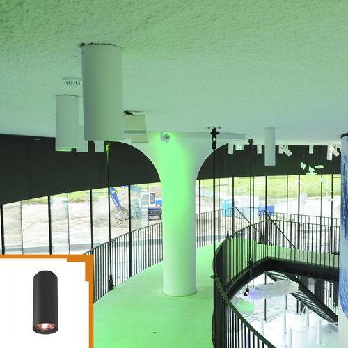 luce LED RGBW / tonda / in alluminio / IP20