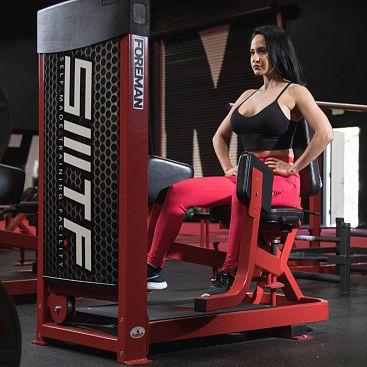 attrezzo per bodybuilding abduzione