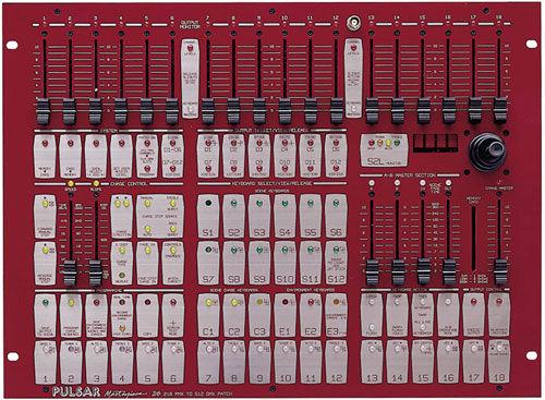 unità di controllo per illuminazione