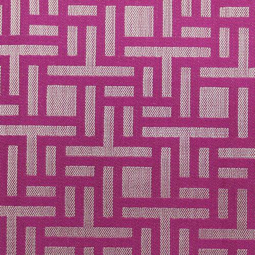 tessuto da tappezzeria / a motivi / in cotone / in poliestere