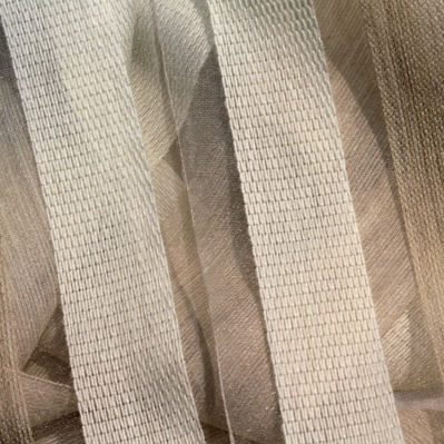 tessuto per tende / a tinta unita / in poliestere / in acrilico