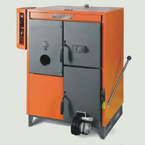 caldaia a gas / a legna / ad olio combustibile / multicombustibile