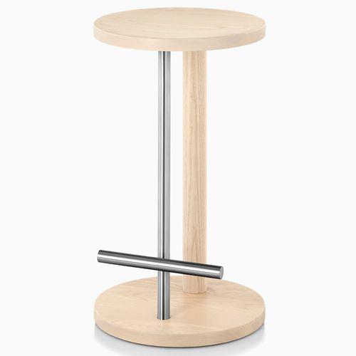 sgabello da bar moderno / in legno / contract