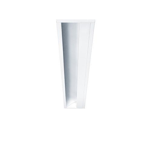 luce da incasso a soffitto / LED / lineare / in lamiera d'acciaio