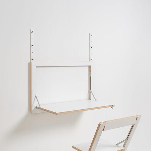 scrivania in legno laccato