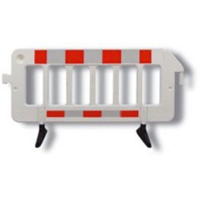 barriera per controllo folla / fissa / in plastica / per spazio pubblico