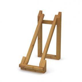 portabottiglie in legno / da appoggio / moderno / contract