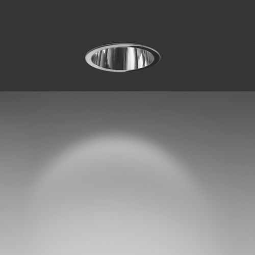 downlight da incasso a soffitto
