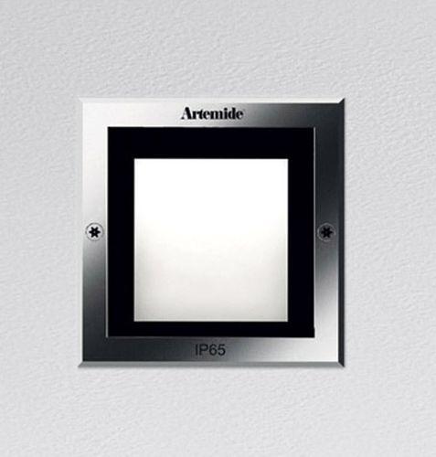 luce da incasso a muro / LED / rettangolare / quadrata