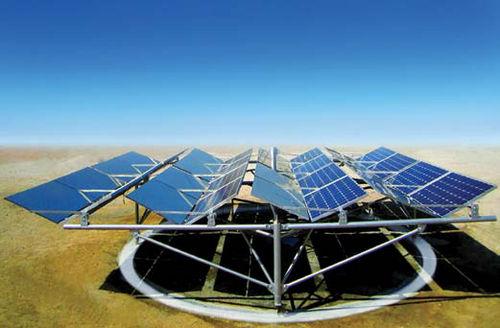 pannello fotovoltaico ad alta concentrazione / per sistemi isolati / con telaio in alluminio