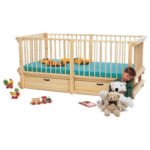letto singolo / moderno / per bambini (unisex) / in legno