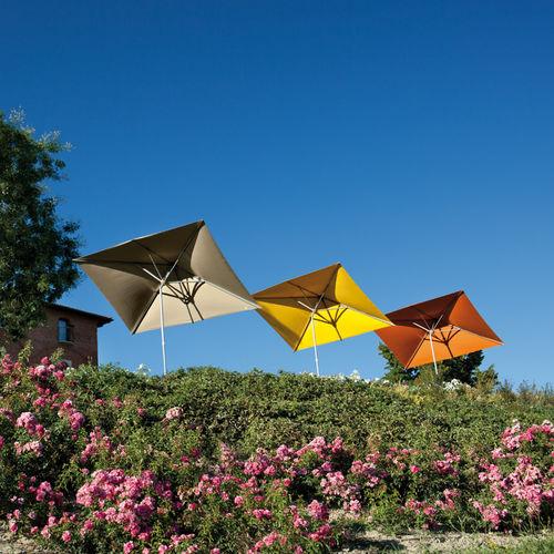 ombrellone in alluminio / in tessuto / orientabile