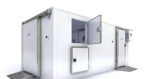 camera di congelamento