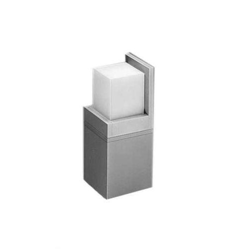 lampioncino da giardino / moderno / in alluminio / in PMMA