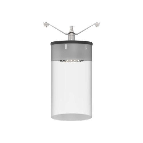 illuminazione su cavi LED / tonda / in alluminio / in acciaio inox