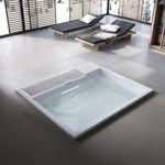 vasca da bagno in calcestruzzo / professionale