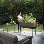 fioriera per orto in plastica / per uso residenziale