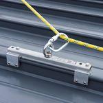 ancoraggio anticaduta per tetto