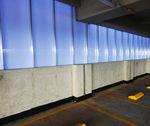 pannello in policarbonato piano / per tetto / di protezione / per parete