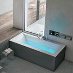 vasca da bagno integrata
