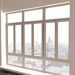 finestra a battente / ad anta ribalta / in legno / in alluminio