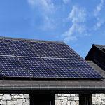 pannello solare ibrido policristallino / per riscaldamento / vetro-vetro
