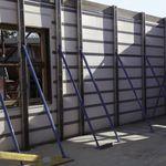 calcestruzzo ad alta resistenza / autocompattante / di sicurezza / per pareti di recinzione