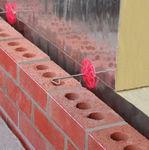 sistema di fissaggio in acciaio / per rivestimento di facciata / per facciata ventilata
