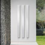 radiatore elettrico / in alluminio / moderno / da parete