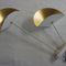 applique moderna / in alluminio / in ottone / in acciaio