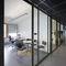 parete amovibile / in metallo / in cartongesso / da ufficio