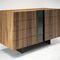 cassettone moderno / in legno / in metallo / su misura