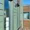 lamiera metallica decorativa / grecata / in zinco / per tetti