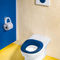 WC da appoggio / in ceramica / per bambini