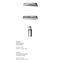 distributore di sapone da appoggio / in ottone / in acciaio inossidabile / manuale