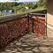 balcone a pannelli