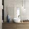 piastrella da bagno / da parete / in maiolica / 20x60 cm