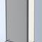 separatore di spazi in alluminio