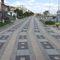pavimentazione in calcestruzzo / per spazi pubblici / opaca / aspetto pietra