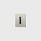 luce da incasso a muro / LED / quadrata / in alluminio