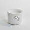 vaso design originale / in marmo / fatto a mano