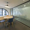 parete amovibile / in legno / vetrata / a doppi vetri