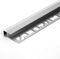 profilo per gradini in alluminio