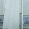 rivestimento di facciata in pannelli / in alluminio / in acciaio / in lamiera grecata