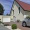 porta sezionale per garage / avvolgibile / in alluminio / in schiuma di poliuretano